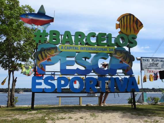 município barcelos capital da pesca na Amazônia