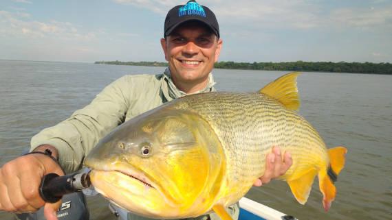 pacotes de pesca de dourado na argentina
