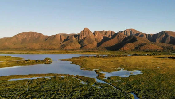 serra do amolar lugar para pescaria na Amazônia